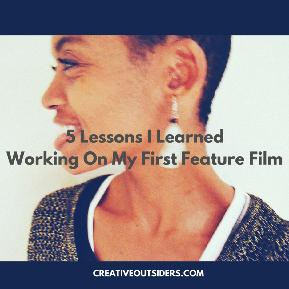 5 Lessons I LearnedWorking On My First Short Film