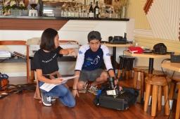 Interview with film Producer: Rhema Marthalia