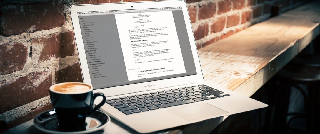 Script Writing Software: The Top 5 For Any Stage Writer – The