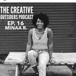 Ep. 16 – Minaa B. : Mental Health Maintenance for Filmmakers + Creatives