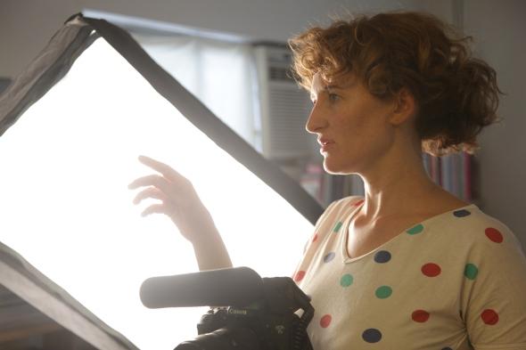 Amber Sealey Director Photo